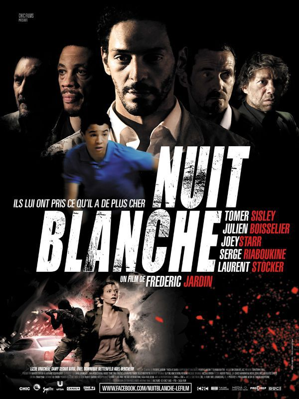 Nuit blanche - Film (2011) streaming VF gratuit complet