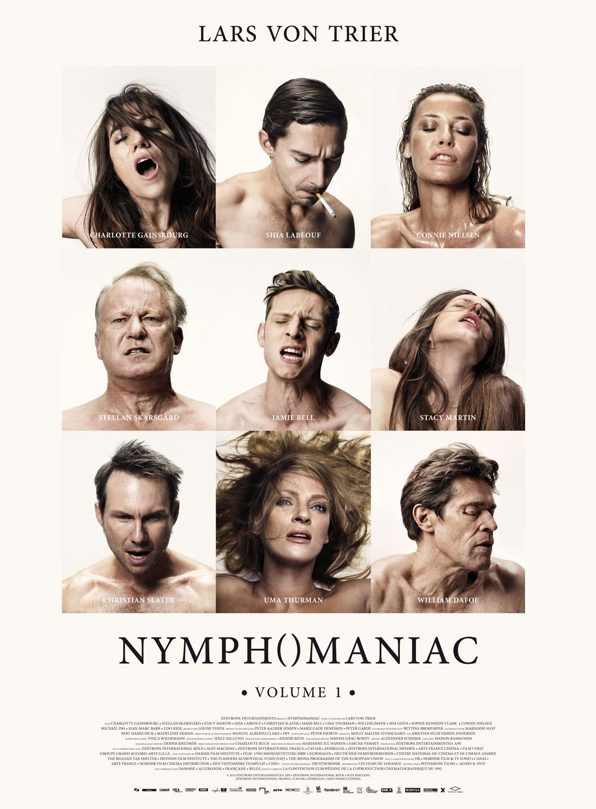 Nymphomaniac : Volume 1 - Film (2013) streaming VF gratuit complet