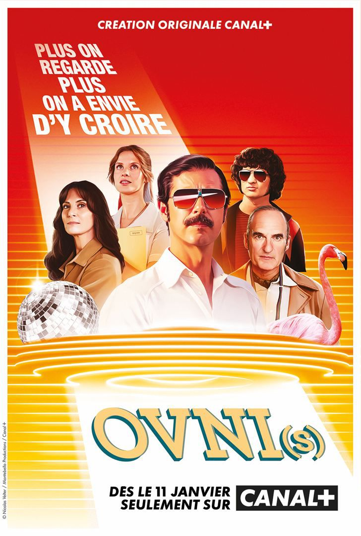 OVNI(s) - Série (2021) streaming VF gratuit complet