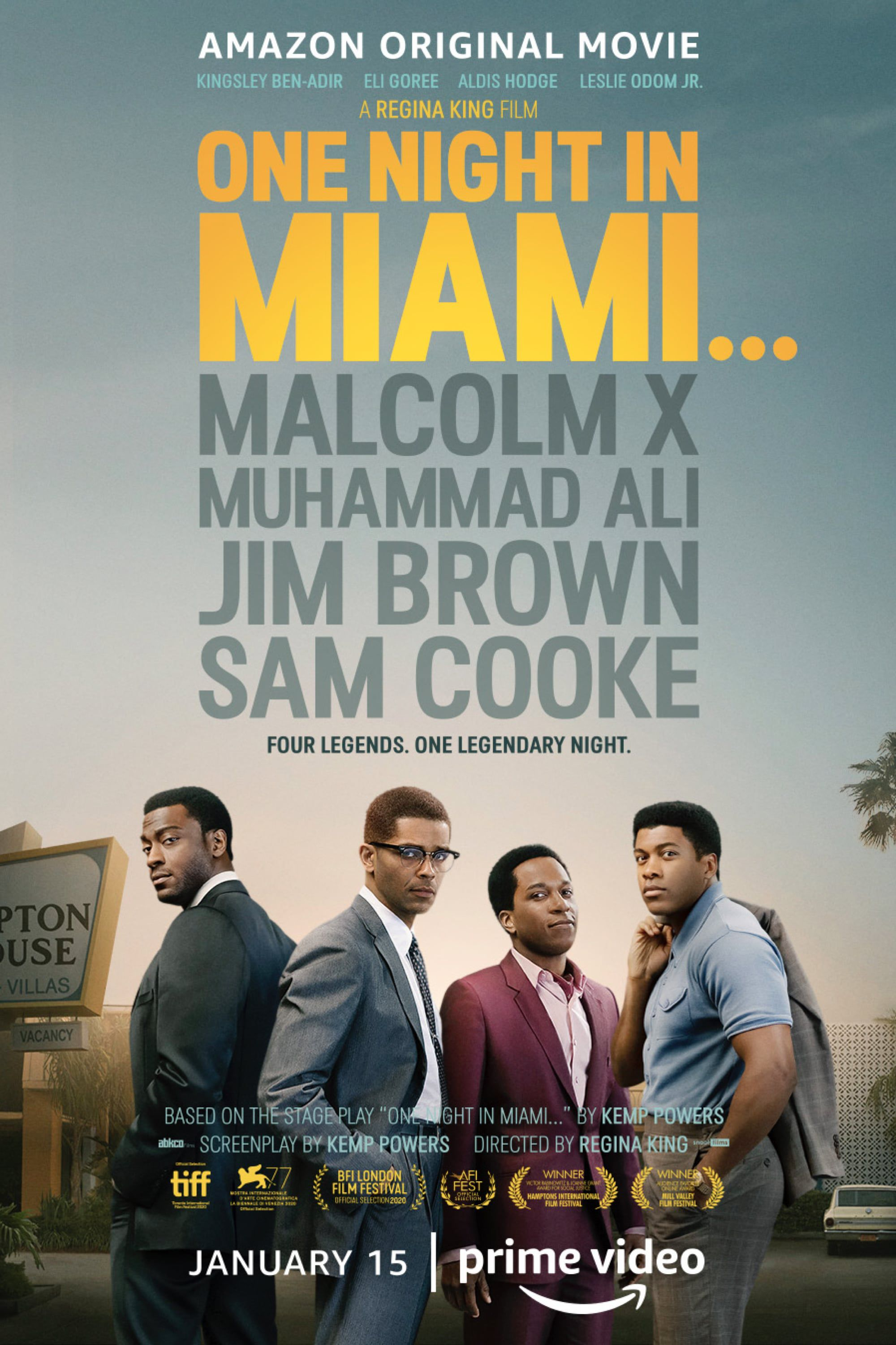 One Night in Miami - Film (2021) streaming VF gratuit complet