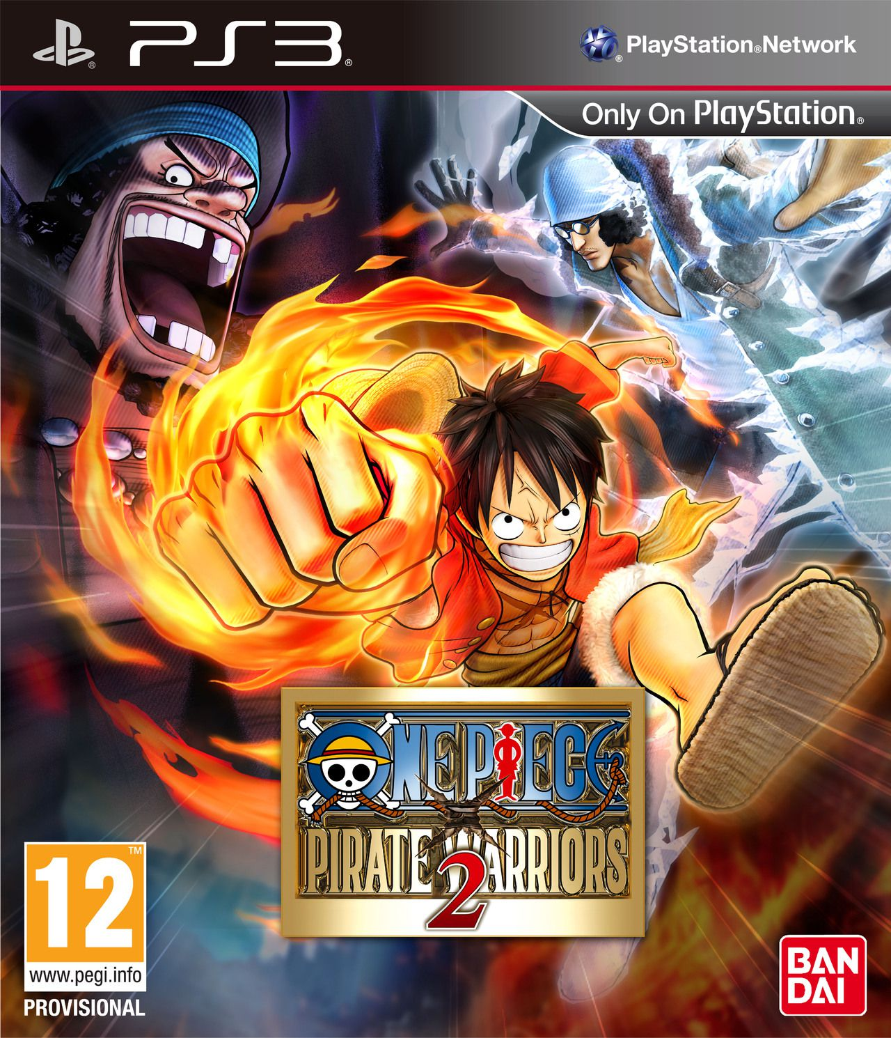 One Piece : Pirate Warriors 2 (2013)  - Jeu vidéo streaming VF gratuit complet