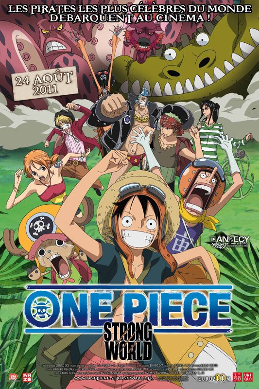 One Piece : Strong World - Long-métrage d'animation (2009) streaming VF gratuit complet