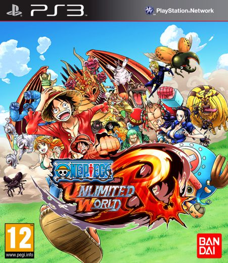 One Piece : Unlimited World Red (2014)  - Jeu vidéo streaming VF gratuit complet