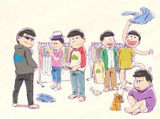 Osomatsu-san 2 - Anime (2017) streaming VF gratuit complet