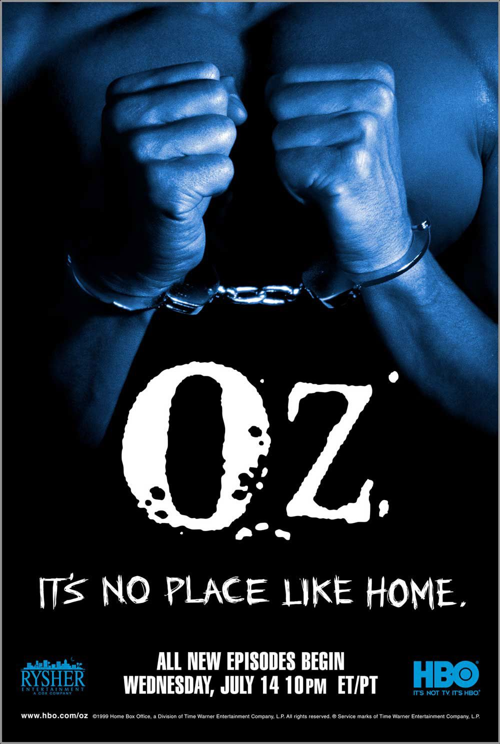 Oz - Série (1997) streaming VF gratuit complet