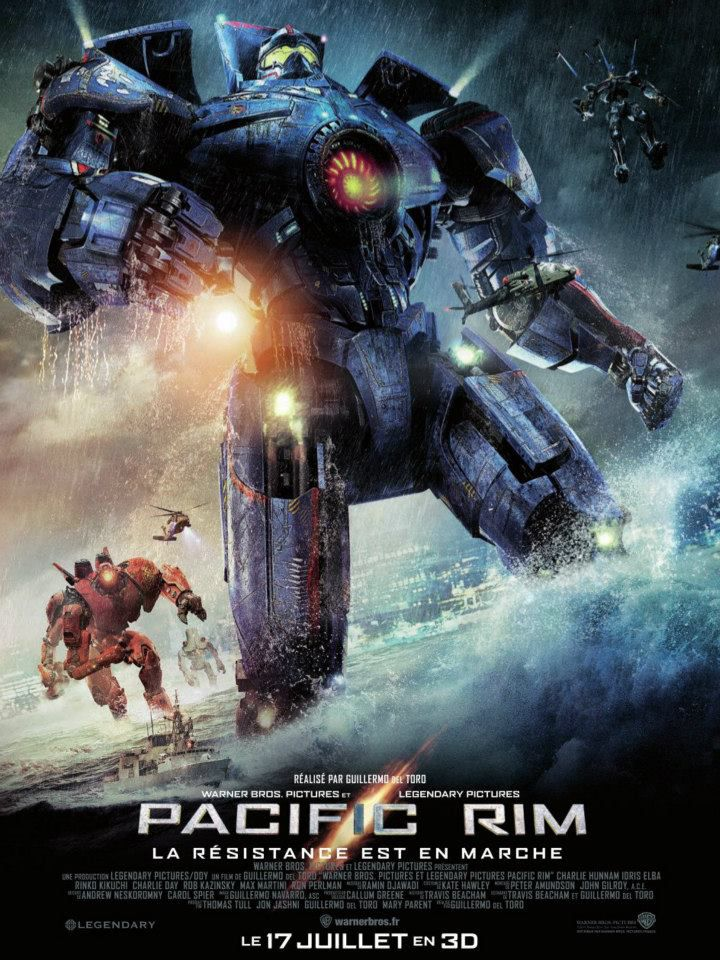 Pacific Rim - Film (2013) streaming VF gratuit complet