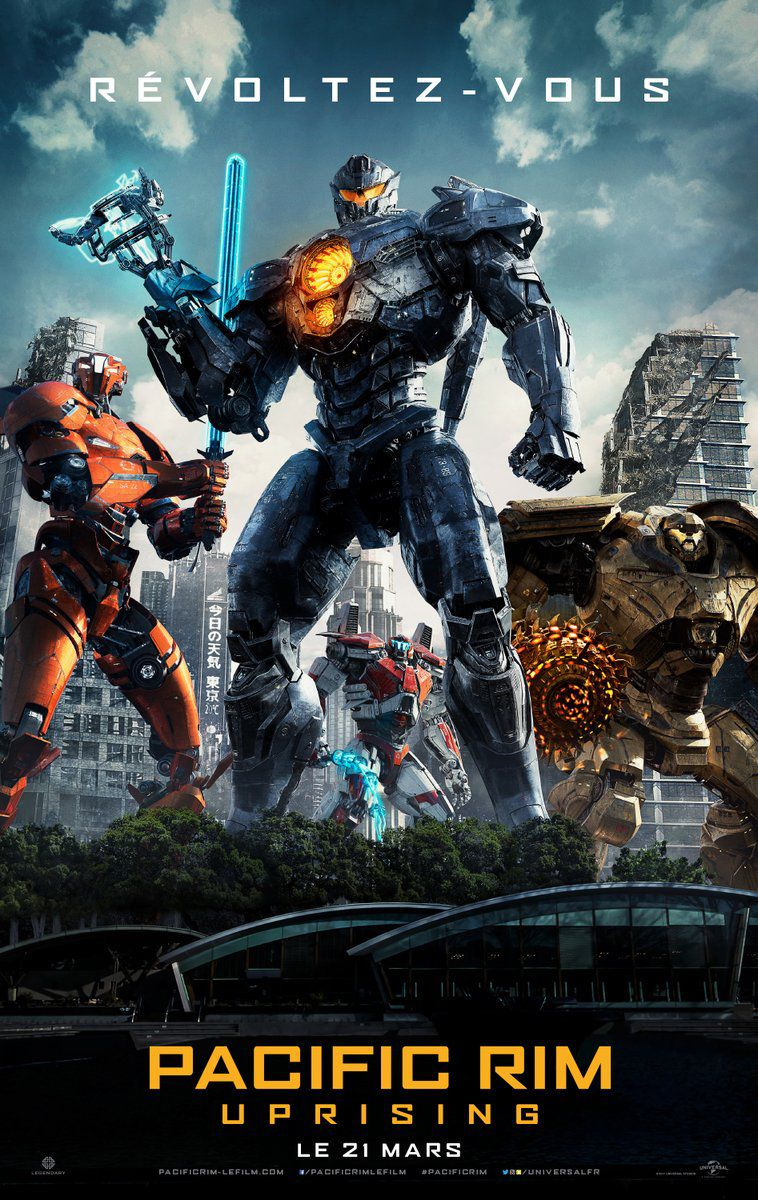 Pacific Rim : Uprising - Film (2018) streaming VF gratuit complet
