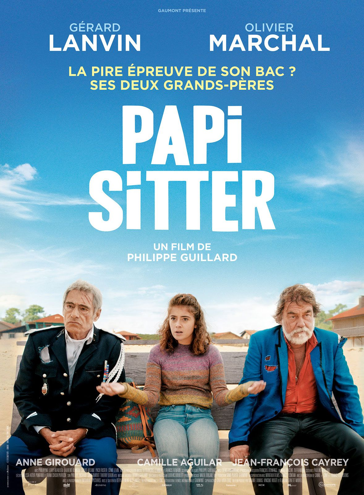 Papi Sitter - Film (2020) streaming VF gratuit complet