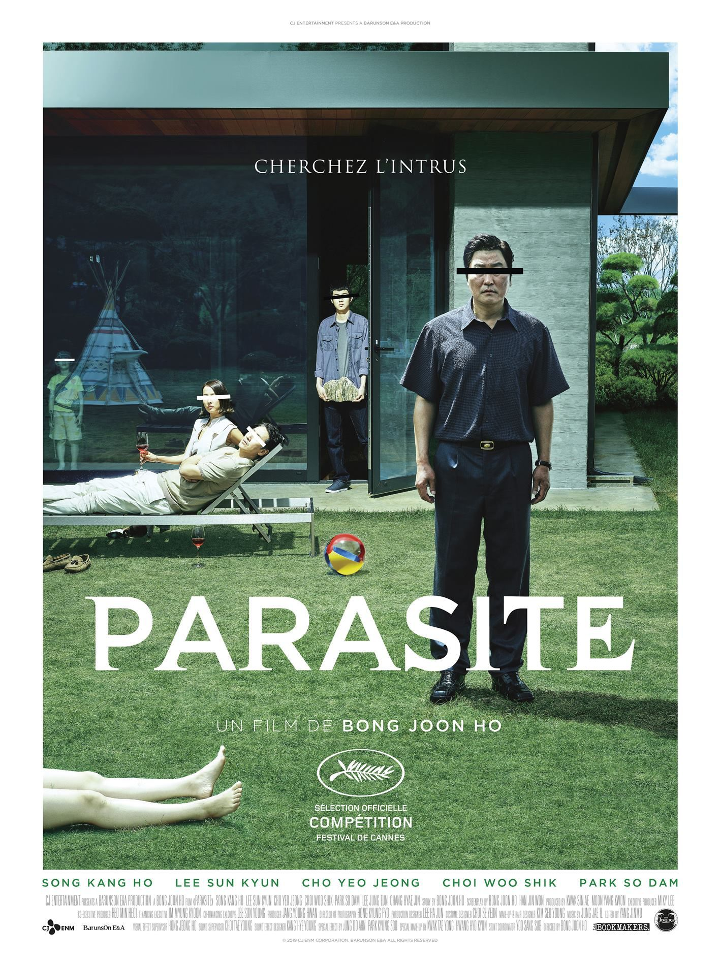 Parasite - Film (2019) streaming VF gratuit complet