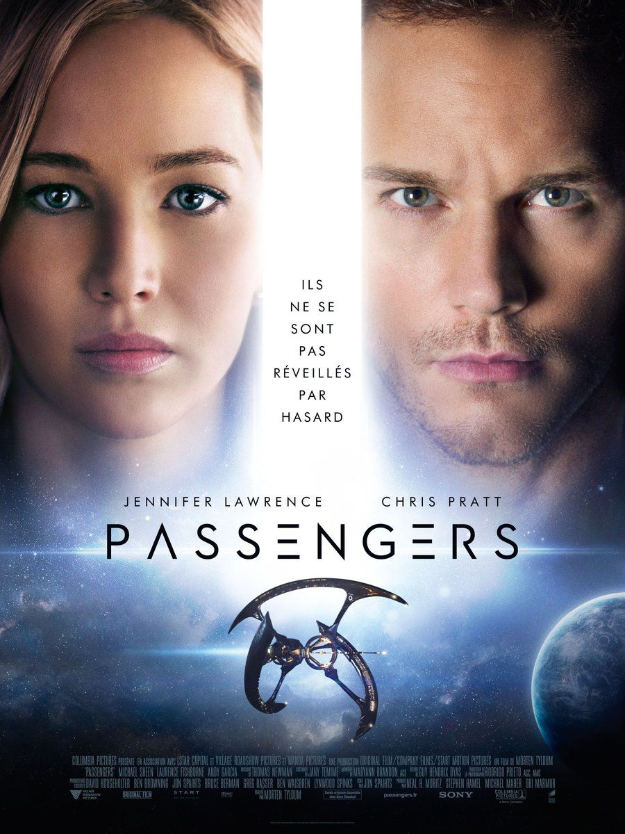 Passengers - Film (2016) streaming VF gratuit complet