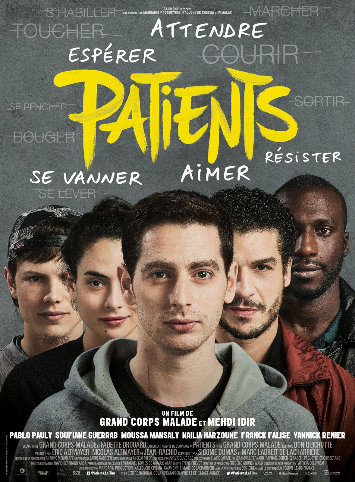 Patients - Film (2017) streaming VF gratuit complet