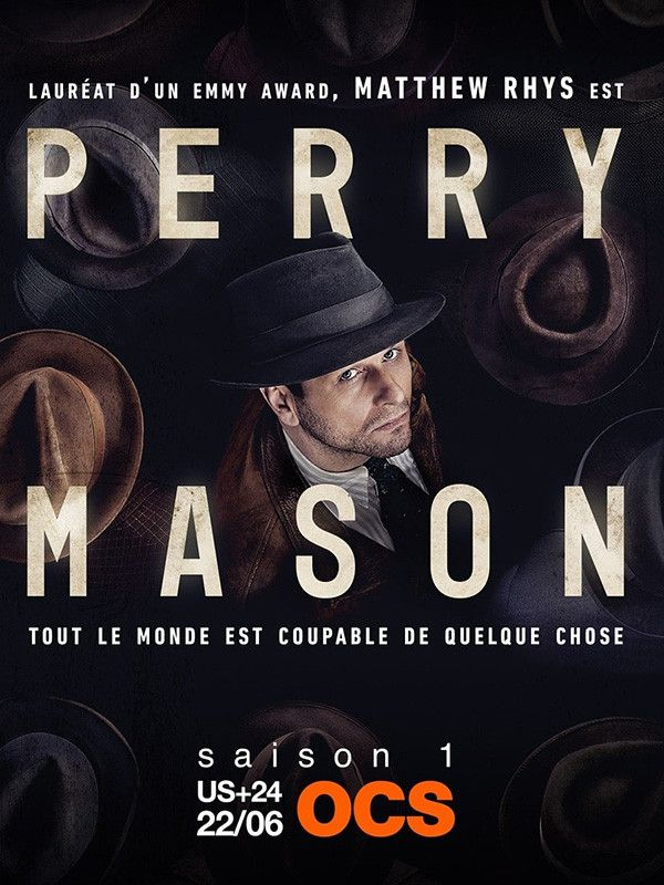Perry Mason - Série (2020) streaming VF gratuit complet