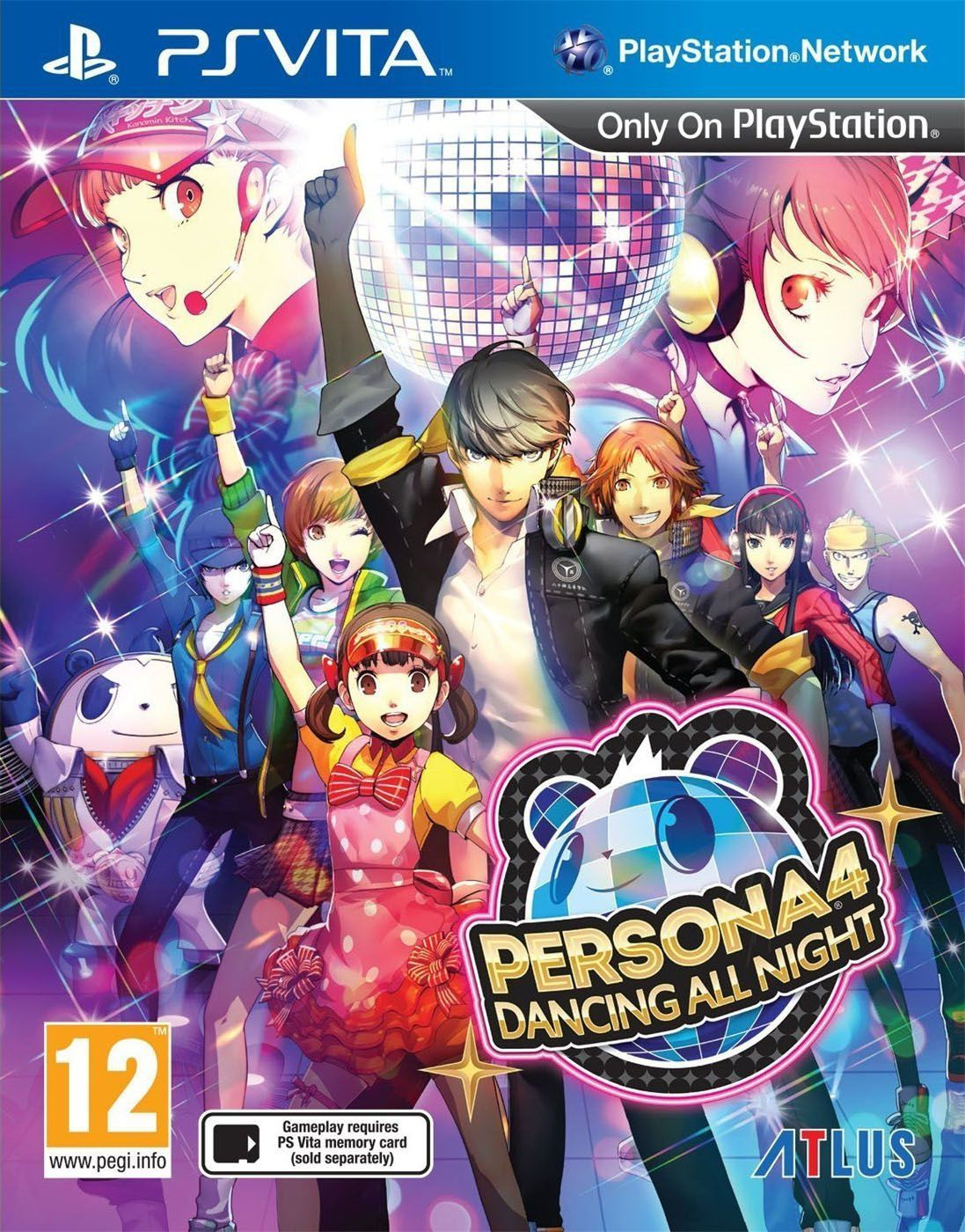 Persona 4 : Dancing All Night (2015)  - Jeu vidéo streaming VF gratuit complet