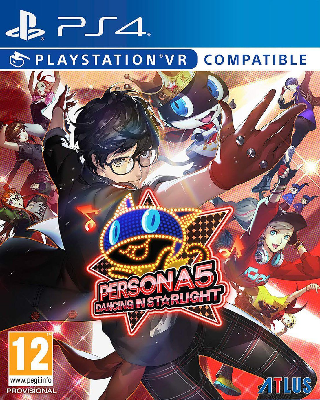 Persona 5 : Dancing in Starlight (2018)  - Jeu vidéo streaming VF gratuit complet