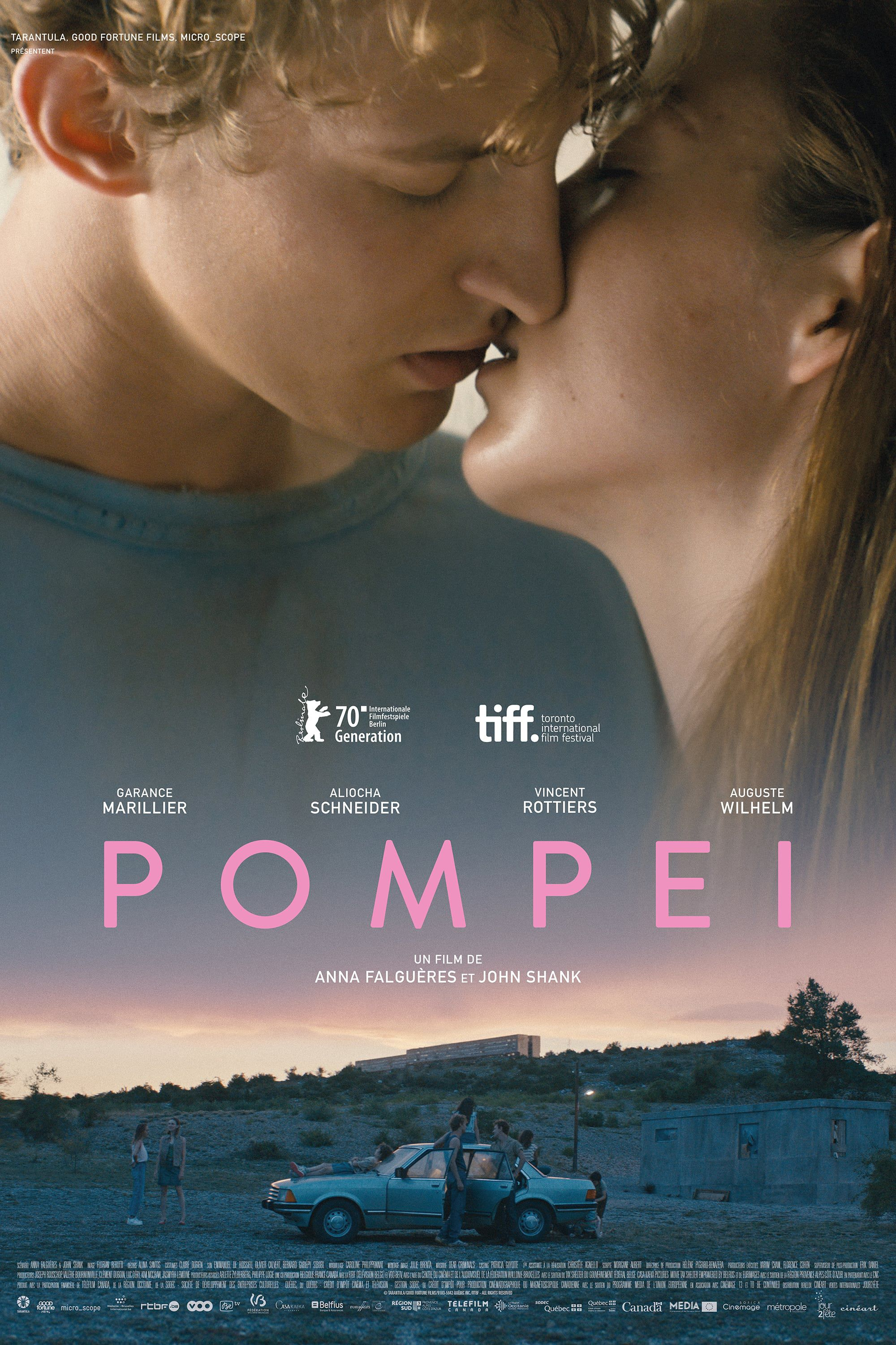 Pompei - Film (2020) streaming VF gratuit complet