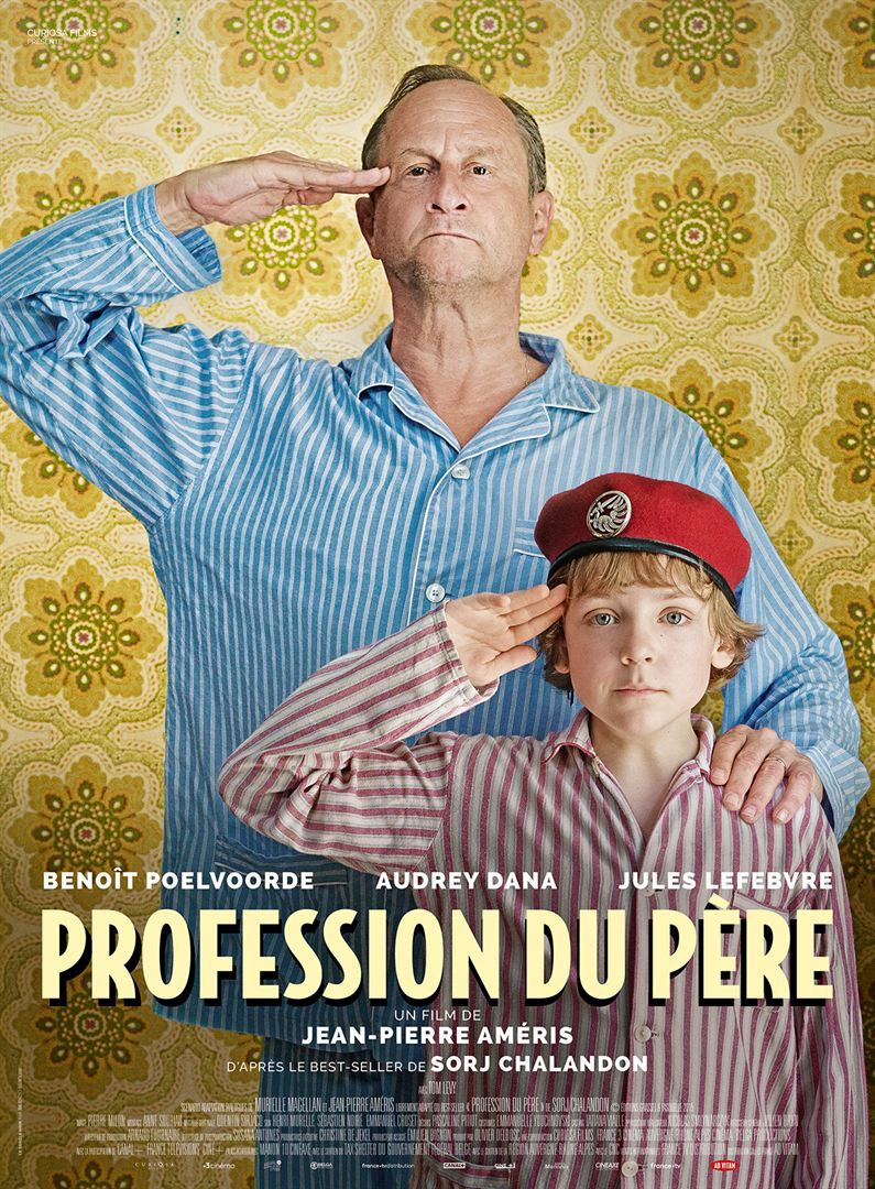 Voir Film Profession du père - Film (2021) streaming VF gratuit complet