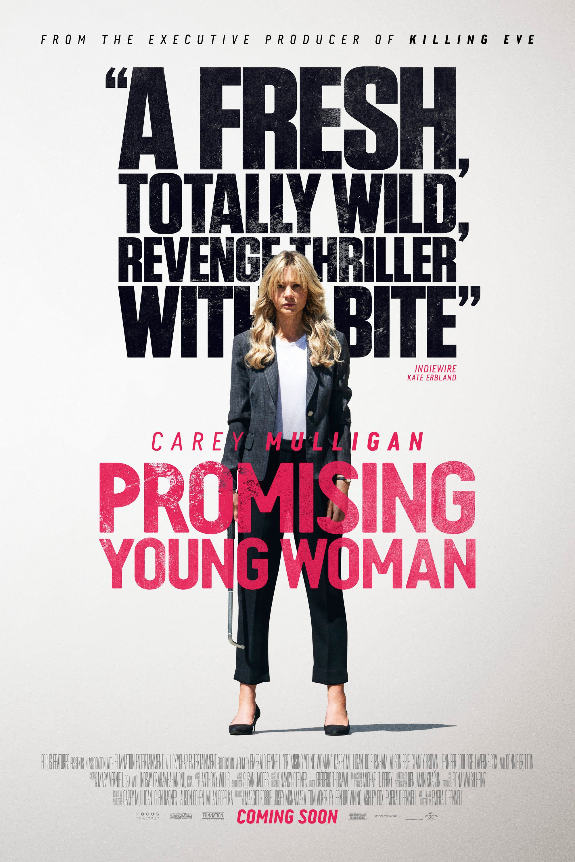 Voir Film Promising Young Woman - Film (2020) streaming VF gratuit complet