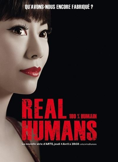 Real Humans - Série (2012) streaming VF gratuit complet