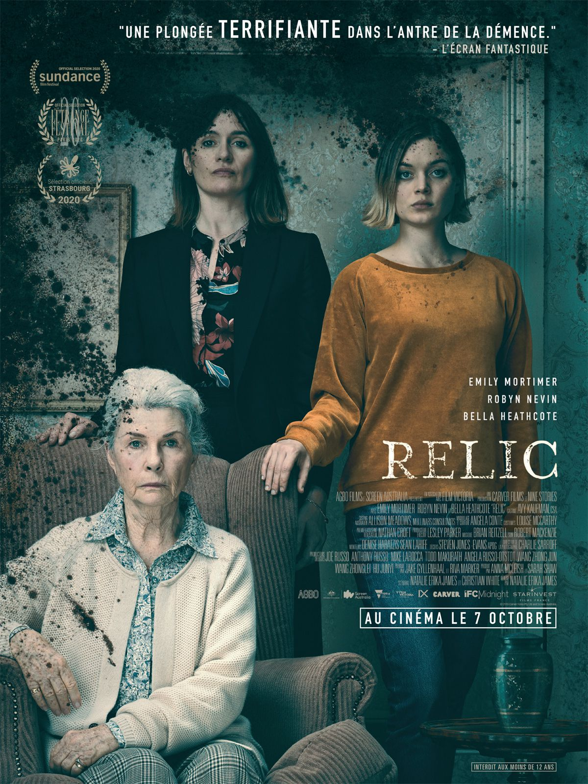 Relic - Film (2020) streaming VF gratuit complet