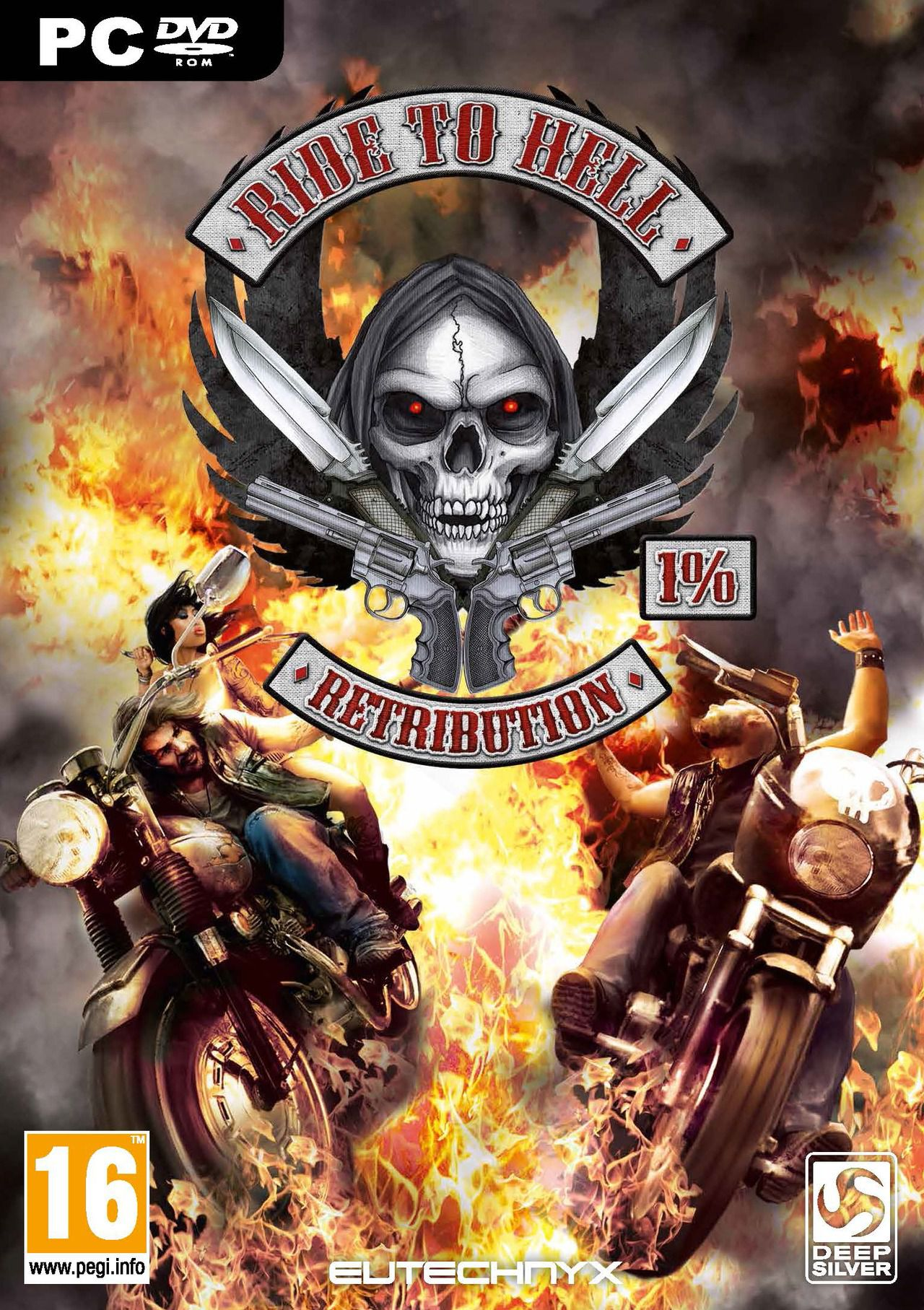 Ride to Hell : Retribution (2013)  - Jeu vidéo streaming VF gratuit complet