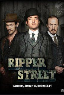 Ripper Street - Série (2012) streaming VF gratuit complet