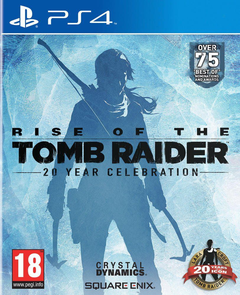 Rise of the Tomb Raider : 20 Year Celebration (2016)  - Jeu vidéo streaming VF gratuit complet