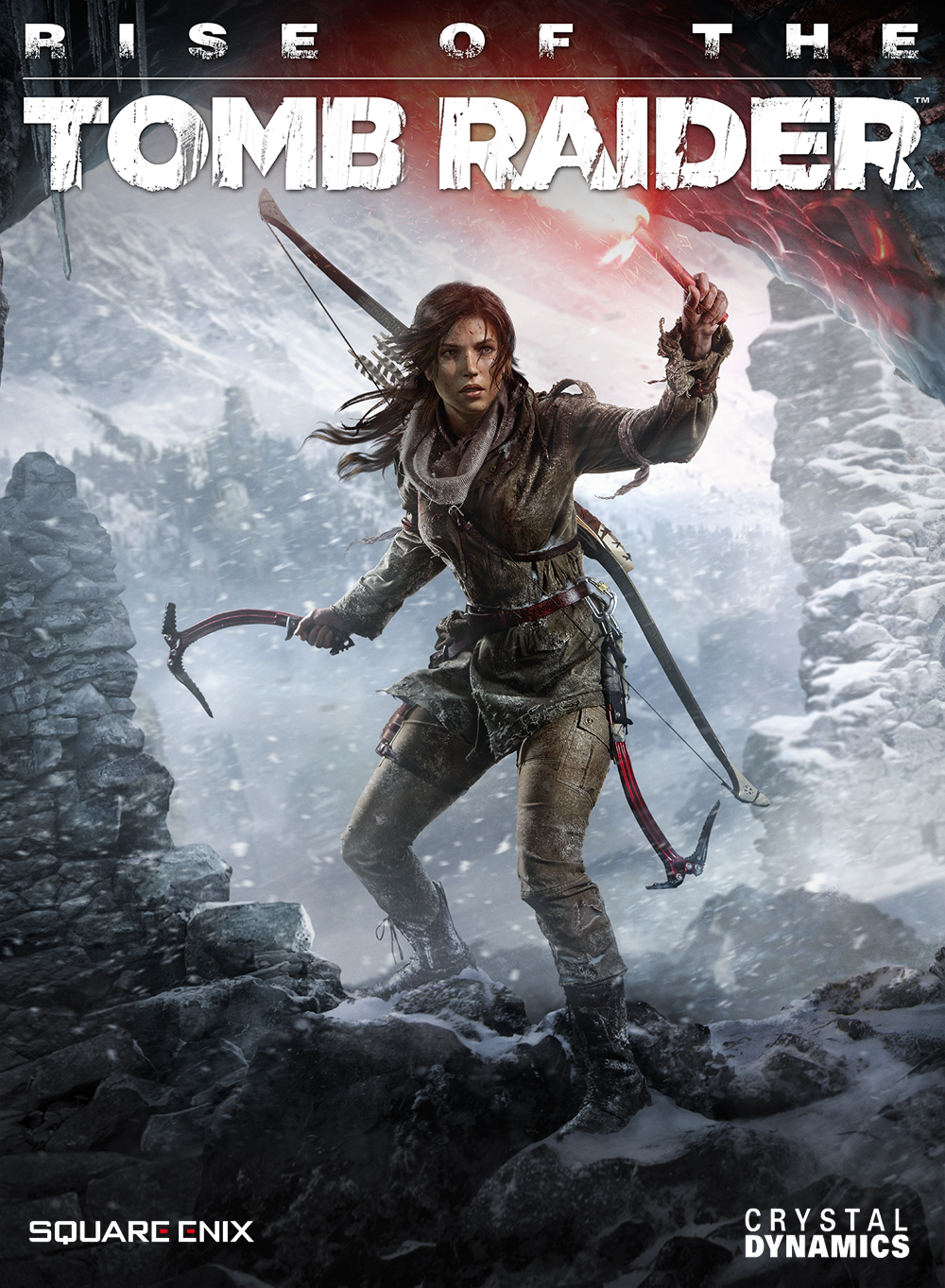 Rise of the Tomb Raider (2015)  - Jeu vidéo streaming VF gratuit complet