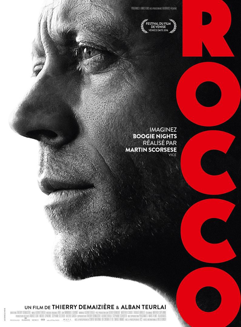 Rocco - Documentaire (2016) streaming VF gratuit complet