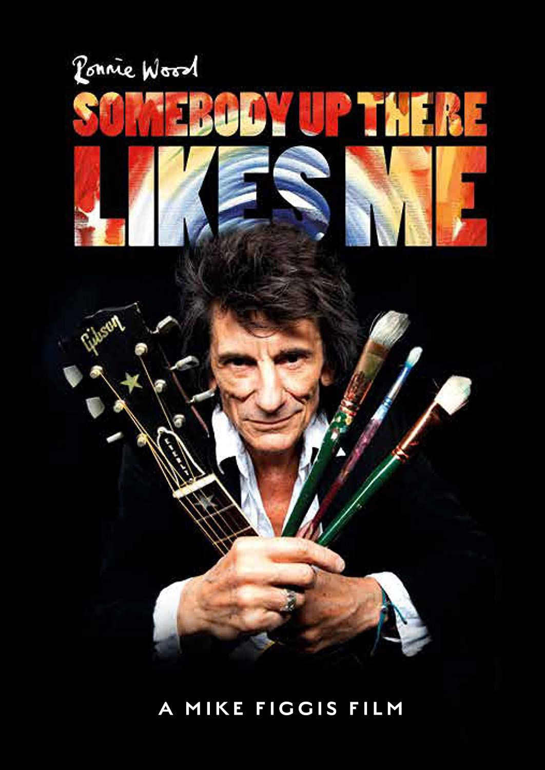 Voir Film Ronnie Wood : somebody up there likes me - Documentaire (2020) streaming VF gratuit complet