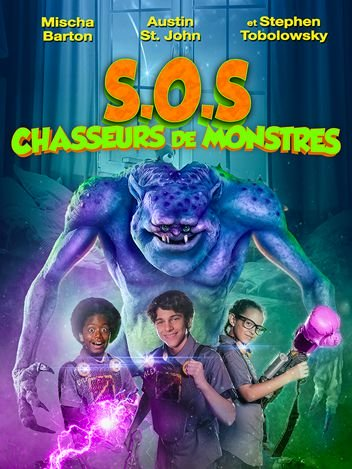S.O.S Chasseurs de monstres - Film (2018) streaming VF gratuit complet