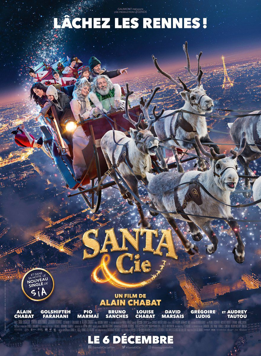 Santa & Cie - Film (2017) streaming VF gratuit complet
