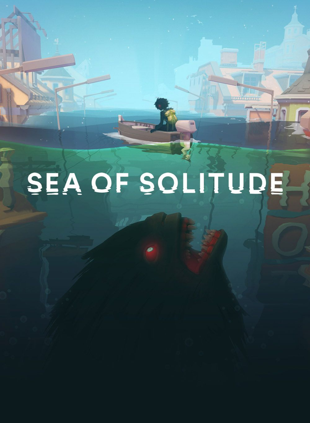 Sea of Solitude (2019)  - Jeu vidéo streaming VF gratuit complet