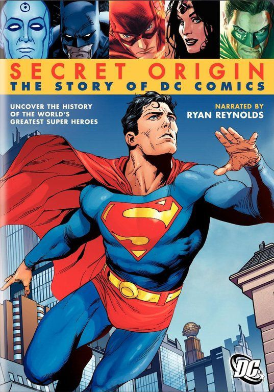 Secret Origin: The Story of DC Comics - Documentaire (2010) streaming VF gratuit complet