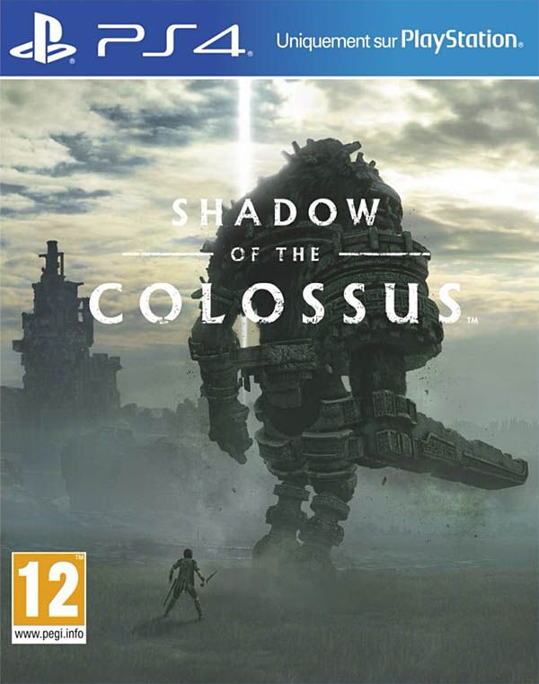 Shadow of the Colossus (2018)  - Jeu vidéo streaming VF gratuit complet