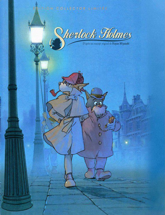 Voir Film Sherlock Holmes - Anime (1984) streaming VF gratuit complet