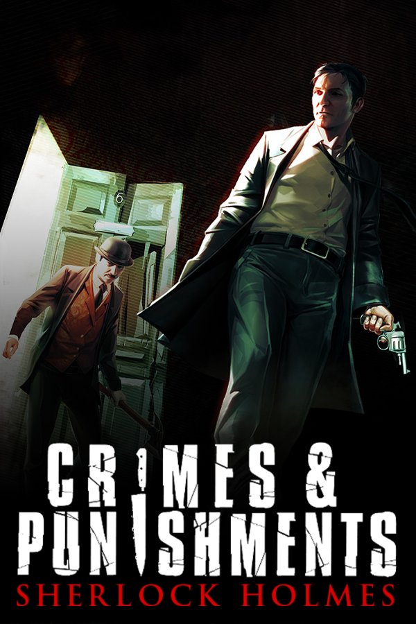 Sherlock Holmes : Crimes & Punishments (2014)  - Jeu vidéo streaming VF gratuit complet