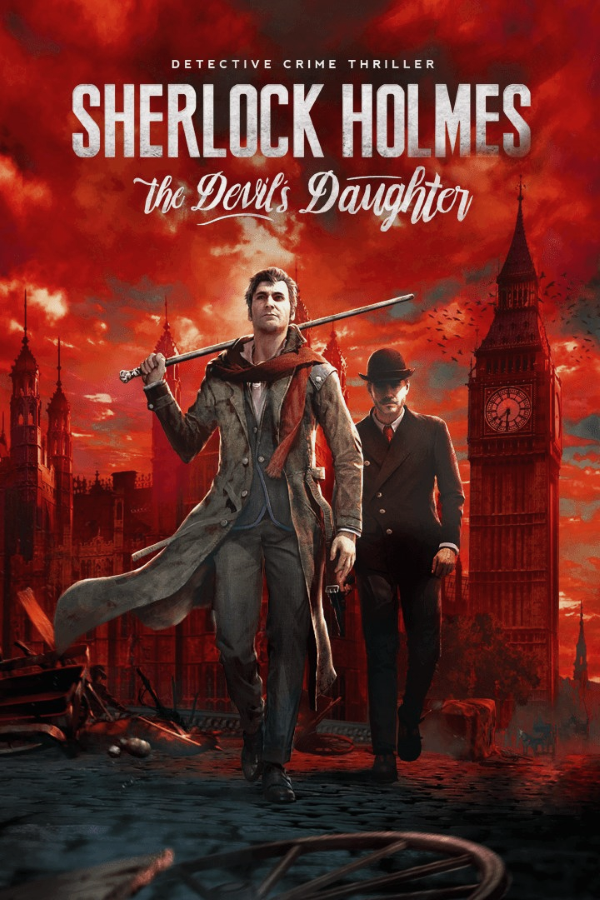 Sherlock Holmes : The Devil's Daughter (2016)  - Jeu vidéo streaming VF gratuit complet