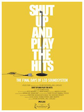 Shut Up and Play the Hits - Documentaire (2012) streaming VF gratuit complet