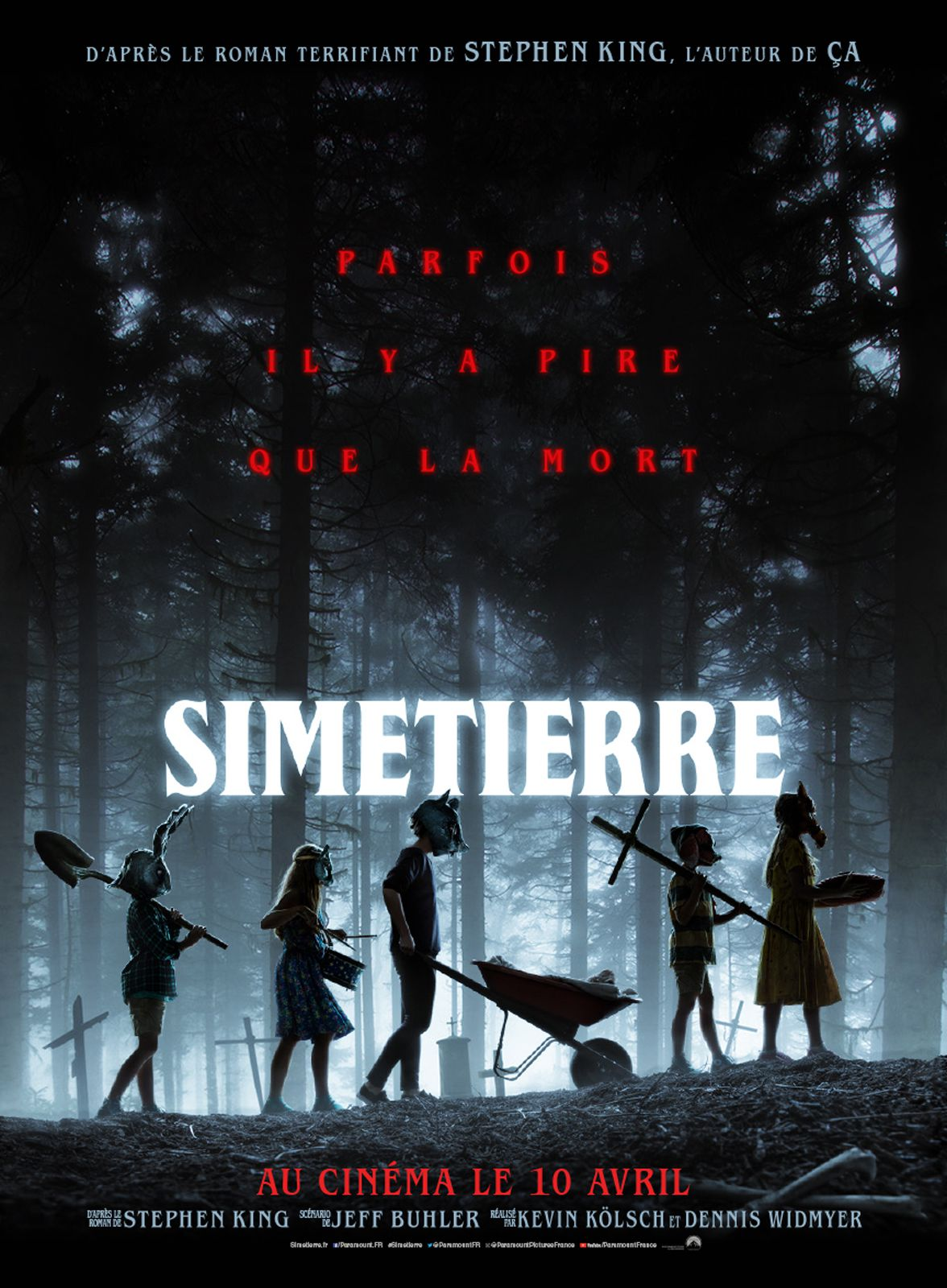 Simetierre - Film (2019) streaming VF gratuit complet