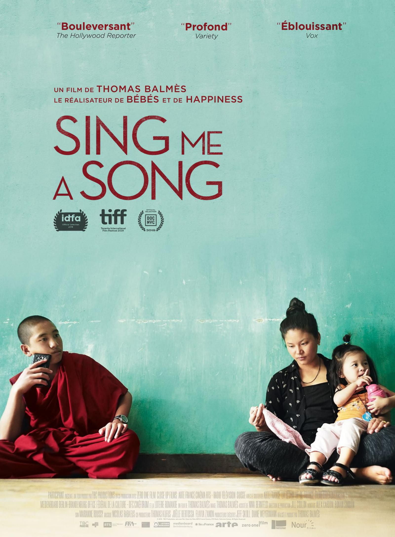 Sing Me a Song - Documentaire (2020) streaming VF gratuit complet