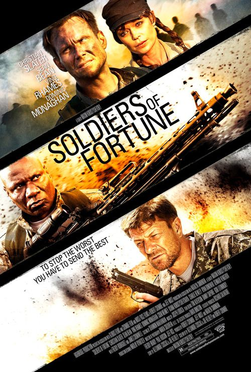 Soldiers of Fortune - Film (2012) streaming VF gratuit complet