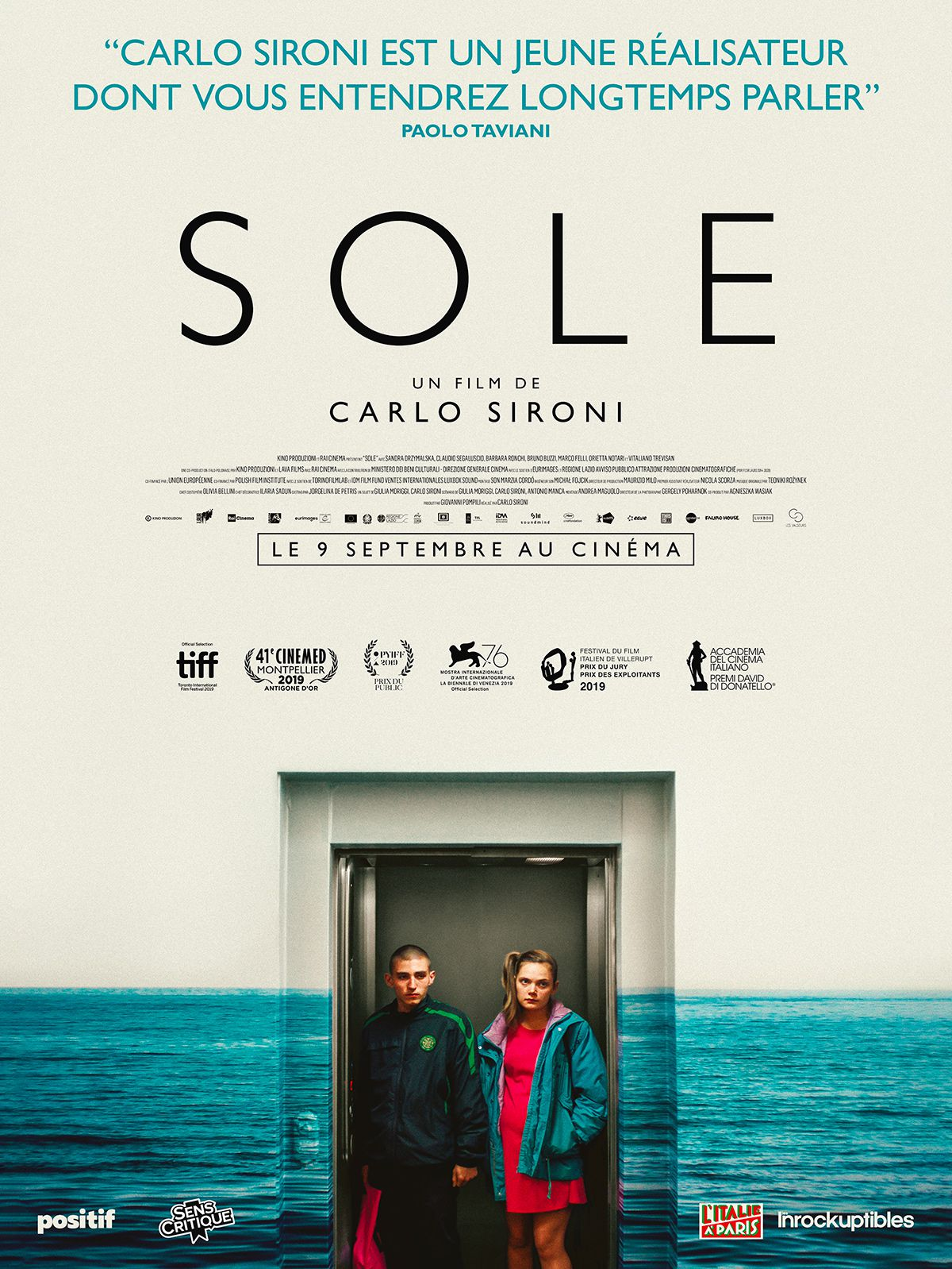 Sole - Film (2020) streaming VF gratuit complet