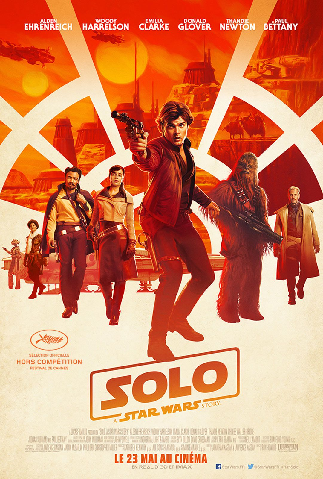 Solo : A Star Wars Story - Film (2018) streaming VF gratuit complet