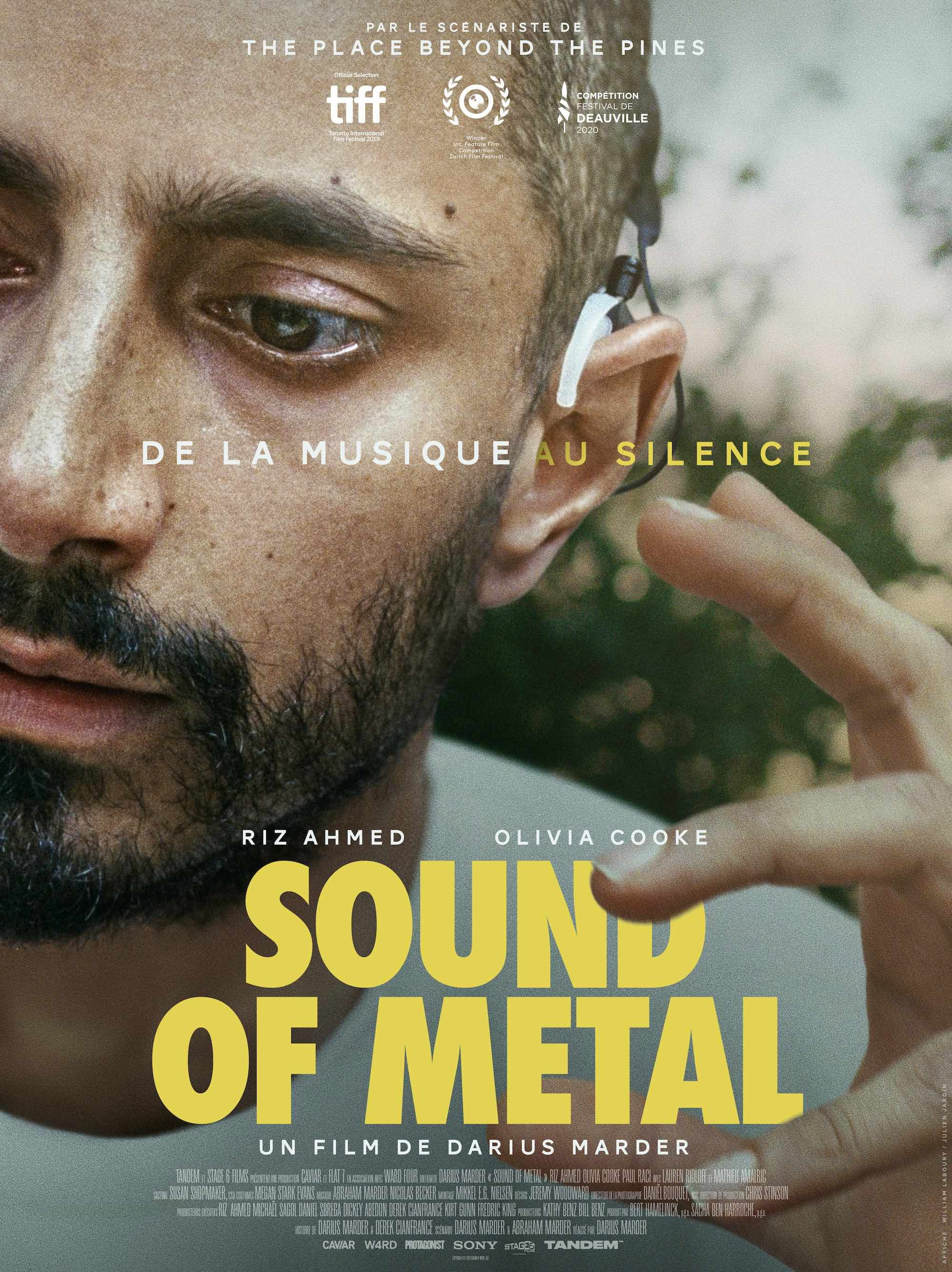 Sound of Metal - Film (2021) streaming VF gratuit complet