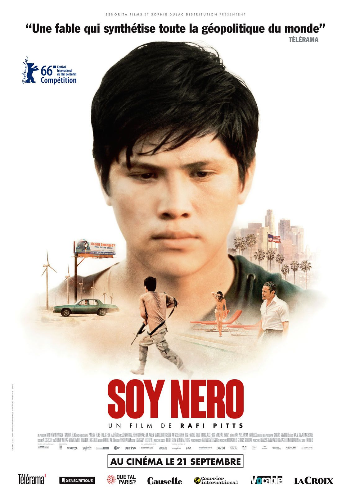 Soy Nero - Film (2016) streaming VF gratuit complet