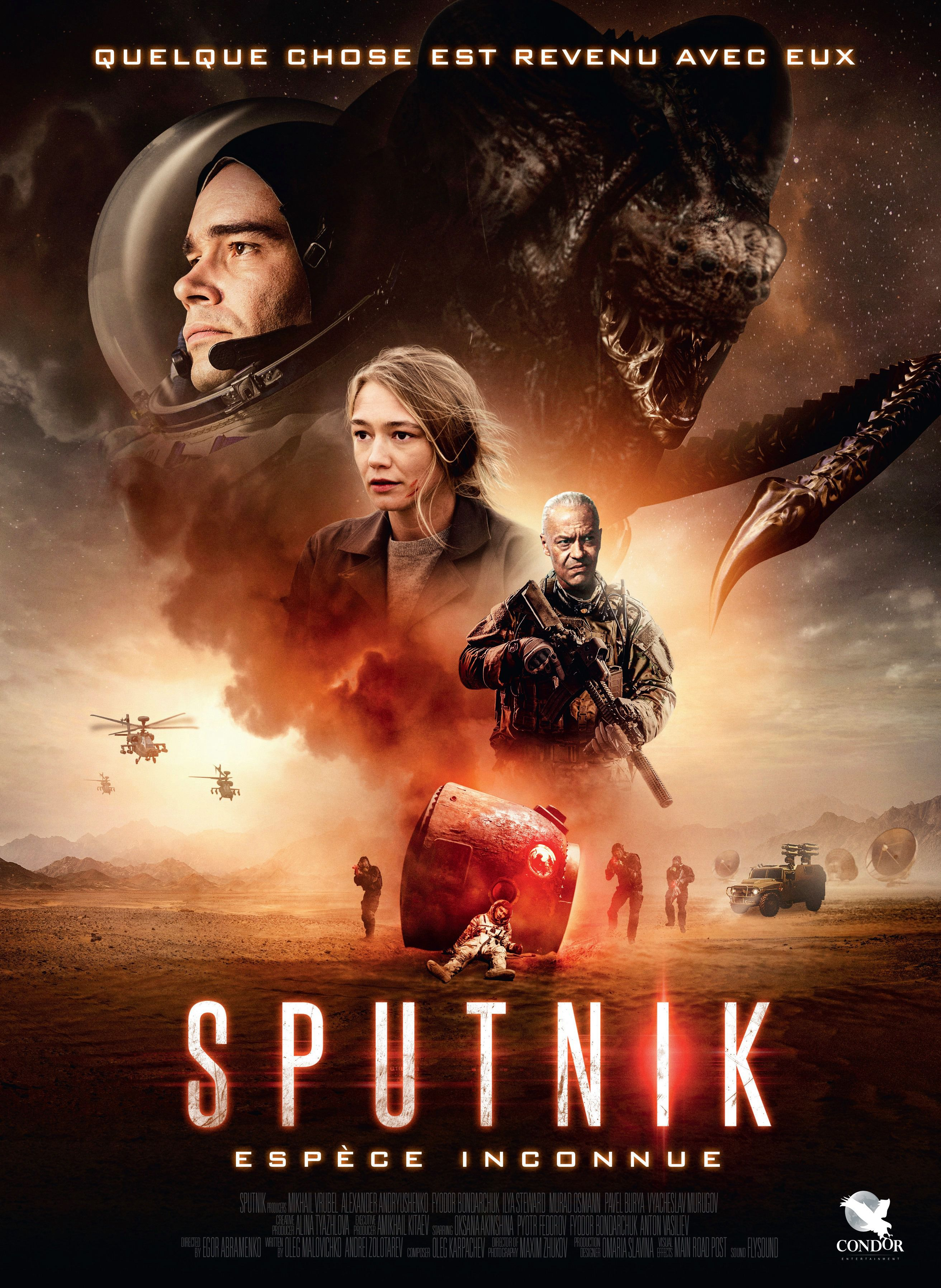 Sputnik - Film (2021) streaming VF gratuit complet