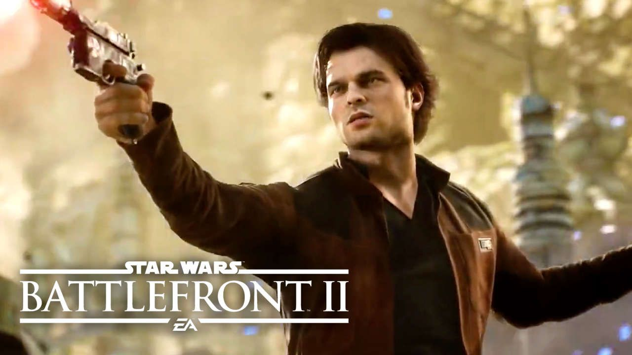 Star Wars : Battlefront II - The Han Solo Season  - Jeu vidéo streaming VF gratuit complet