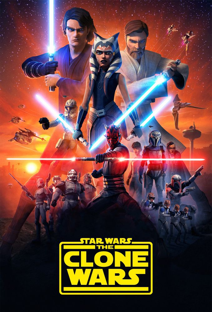 Star Wars : The Clone Wars - Dessin animé (2008) streaming VF gratuit complet