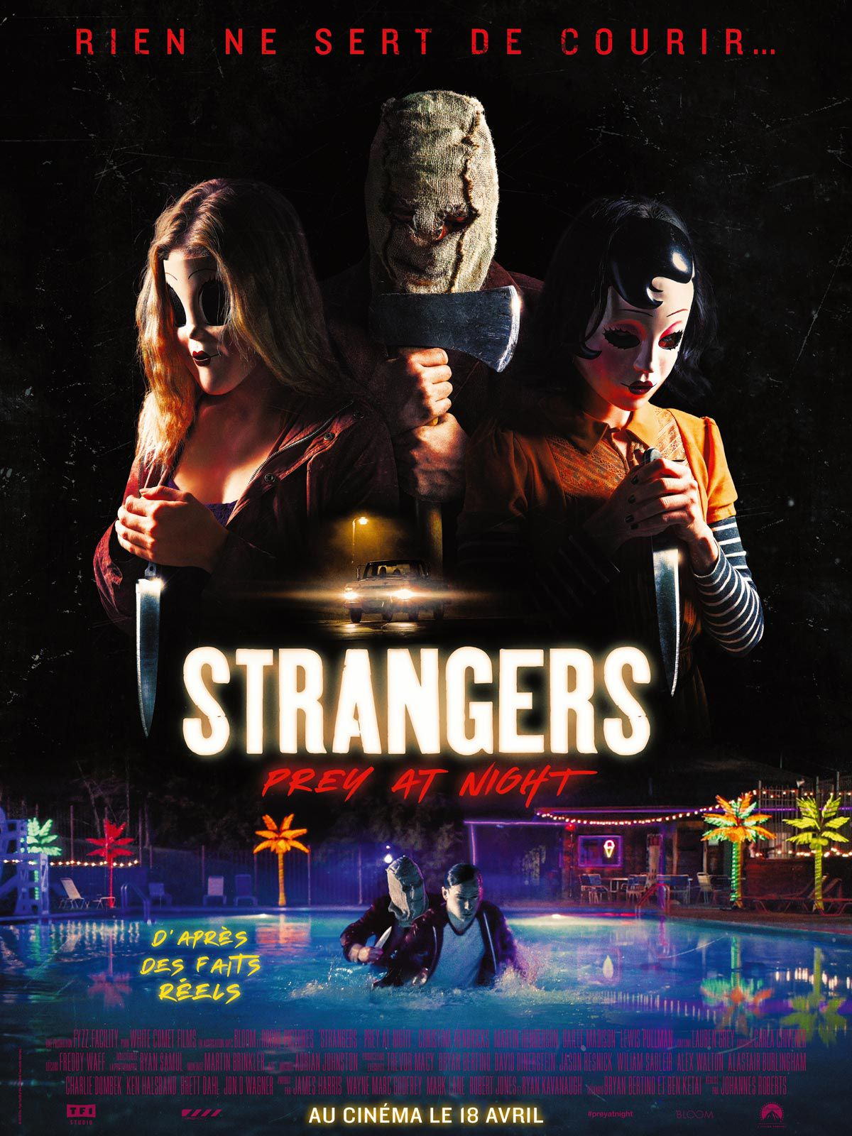 Strangers : Prey at Night - Film (2018) streaming VF gratuit complet