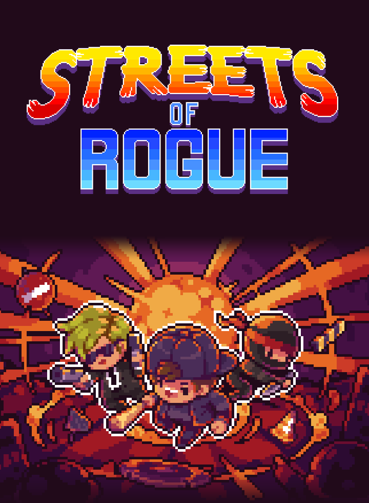 Streets of Rogue (2019)  - Jeu vidéo streaming VF gratuit complet
